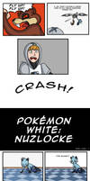 Black's White Nuzlocke Run 21 by crossing-hills