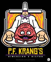 P.F. KRANG's by Jonnyetc