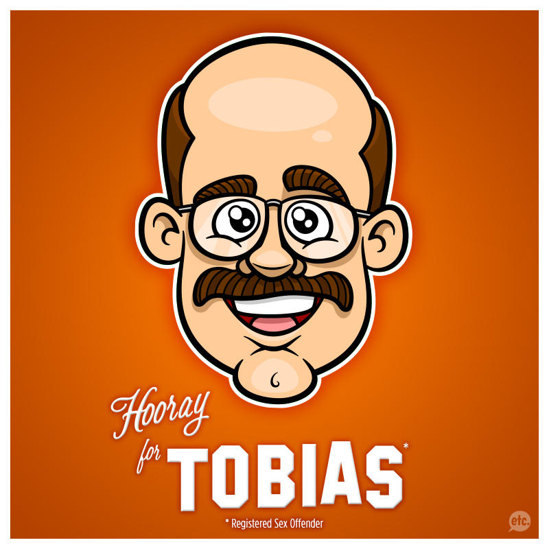 Hooray For Tobias! by Jonnyetc