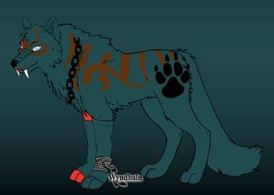 Blake Ritter the Wolf 27 by BlakeRitter