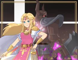 Hyrule's Legend by SarukaiWolf