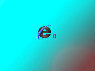 IE8 by TheBlueFrog