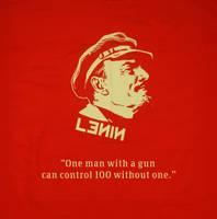 Lenin by skullkid4900