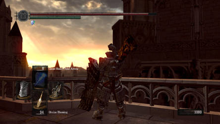 Darksouls: Andor londo by wowplayer00