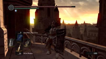 Darksouls: Andor londo 2. by wowplayer00