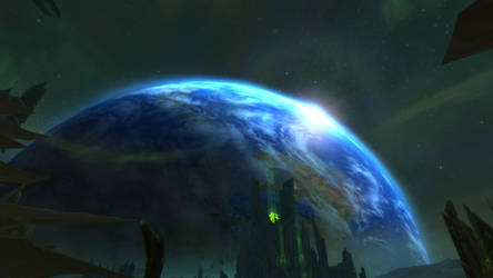 Argus - World of warcraft by wowplayer00