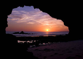 Sun from the Cave by Lightfoot11