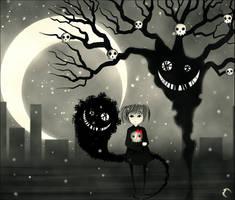 +Too Big Moon+ by CuteReaper