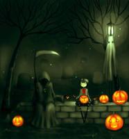 Halloween by CuteReaper