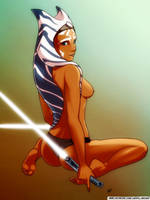 Rebel Ahsoka by JapesArcher