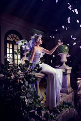 Queen Serenity by Sapphire-Melles
