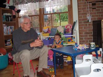 4 generations apart by Hoebox