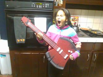 Marceline's Bass Axe by Hoebox