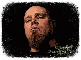 Self Portrait by Corvus6Designs