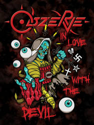 ObzeRve T-Shirt 03 ILWTD by Corvus6Designs