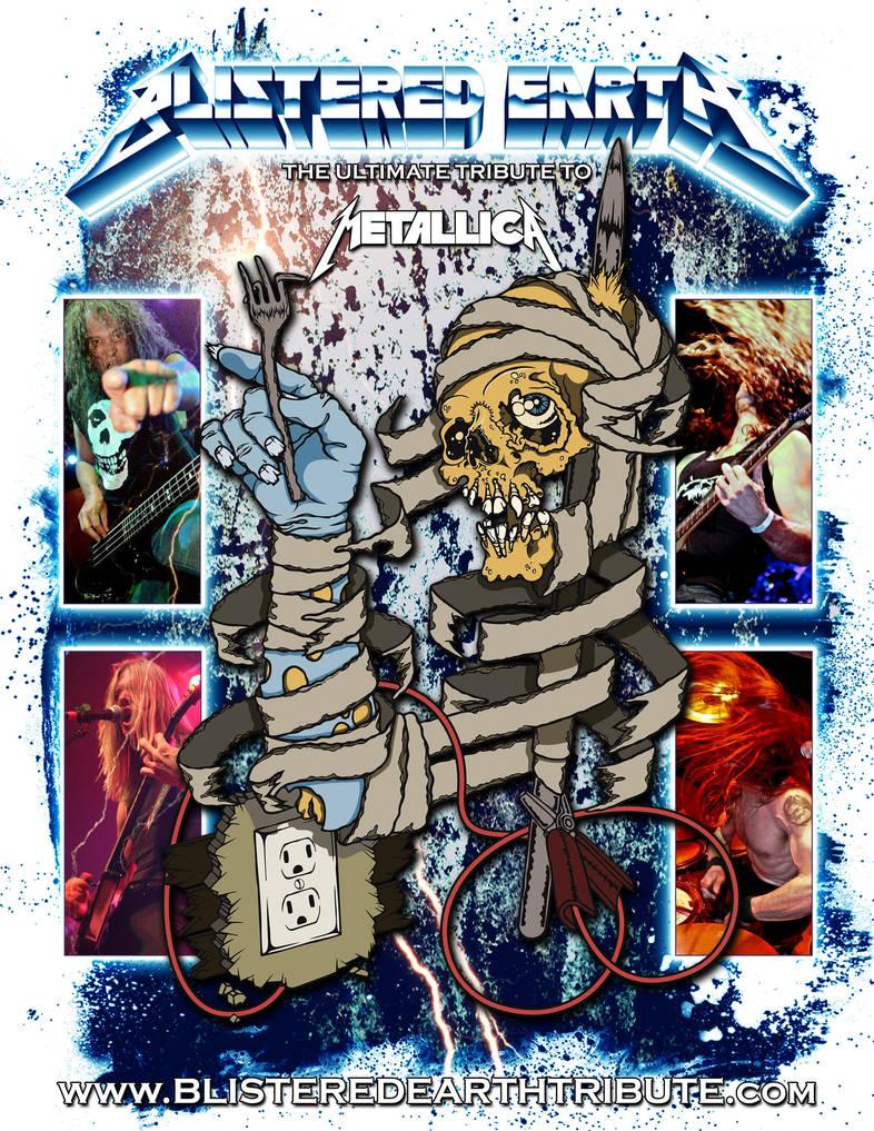 Blistered Earth - Poster 1 (Alternate) by Corvus6Designs