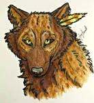 Winter-Alpha-Wolf Trade by VorpalBeasta