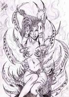 WitchBlade by Ferrazz