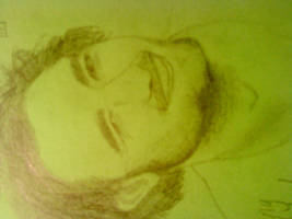 Robert Pattinson by Annisa-Rae