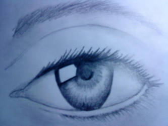 My Eye.. by Annisa-Rae