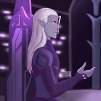 Voltron: Lotor's Speech by rebellstars