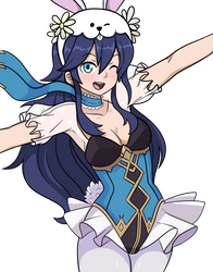 Spring lucina by KyzaCreations