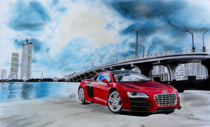 Audi R8 TDi by Jack-Motorsport
