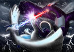 Fight against Myself by Dark-wings-eagle