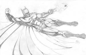 Batman 1 by seanforney