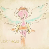 Amy Rose by yuki8686