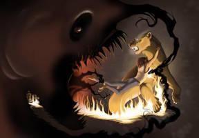 Inner Duel by CravenLunatic