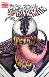 Venom blank cover by icanerdincmer
