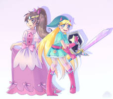 The Legend of Marco by ScruffyPoop