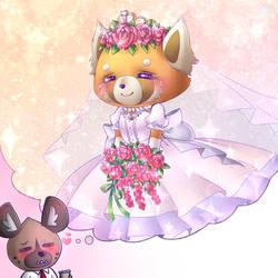 Dream Bride  by ScruffyPoop