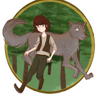 Bran and Summer by Daikaisho