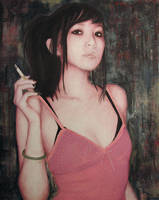 Audrey by mportugais