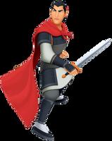 Li Shang by KingdomHeartComplete