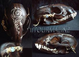 Tribal Raccoon 2 Sold by tourmaline-83