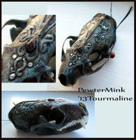 Pewter Mink Sold by tourmaline-83
