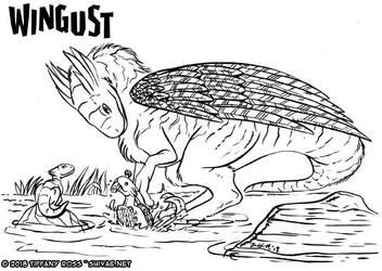 Wingust 30 - Father by shivaesyke