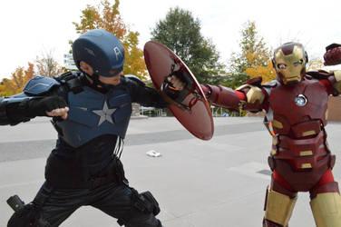 Civil War by philorion7