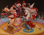 Cirque du Soleil by borda