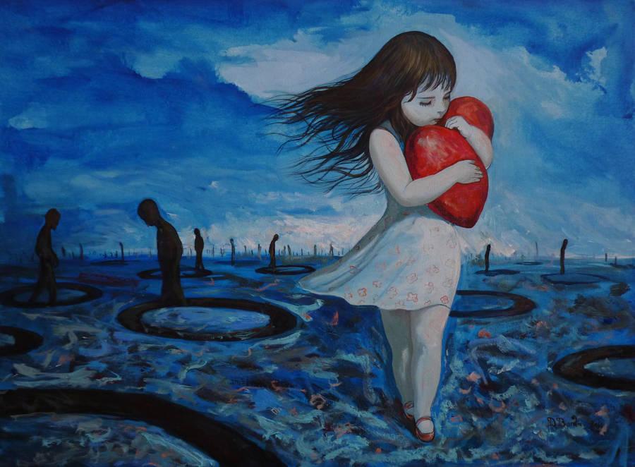 I'll Never Lose My Love by borda