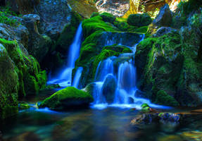 The River Flow III - HDR by borda