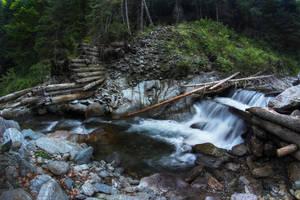 Mystic River by borda