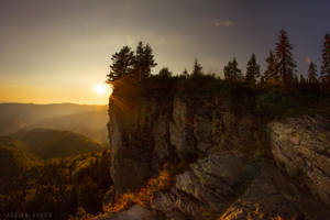 The Rock II by borda