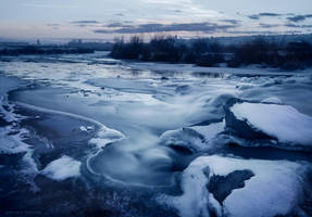 Cold Waters by borda