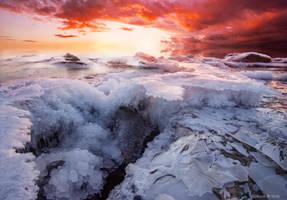 Frozen Tears by borda