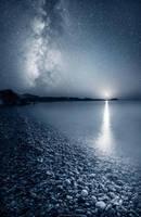 Reflecting Infinity III by borda