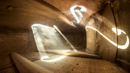 Inside Violin V by borda